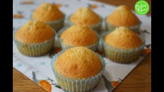 Cách làm Bánh Cupcake Bơ siêu đơn giản - Butter Cupcake Recipe