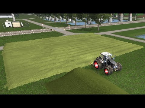 Farming Simulator 17  Timelapse #13 |Unrealistic Series Road to 1 Trillion$$$$$$$. thumbnail