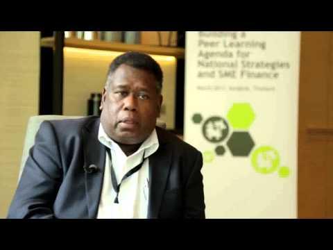 A Conversation with Denton Rarawa, Governor at Central Bank of Solomon Islands