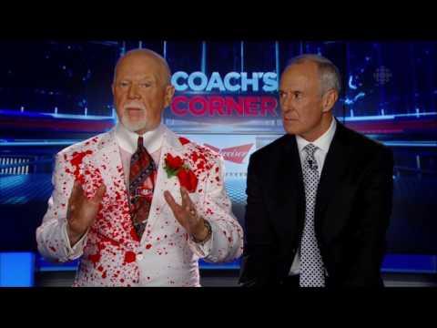 NHL Coach's Corner Playoffs April 22nd, 2017 HD