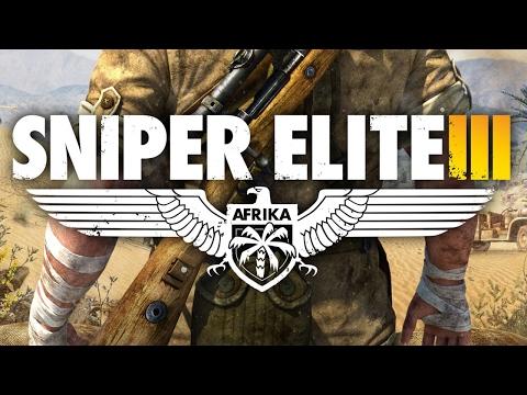Sniper Elite 3 Afrika - BEGINNING - PS4 live