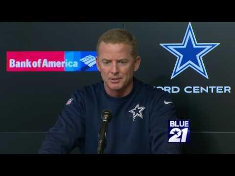 CBS11/TXA21 Dallas Cowboys Special Season of Change part 5