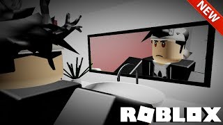 ROBLOX HORROR STORY - Mirror (A Roblox Animation)