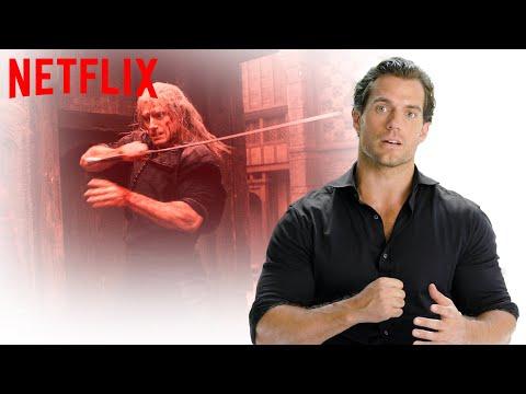 Henry Cavill fala sobre a luta em Blaviken | The Witcher | Netflix