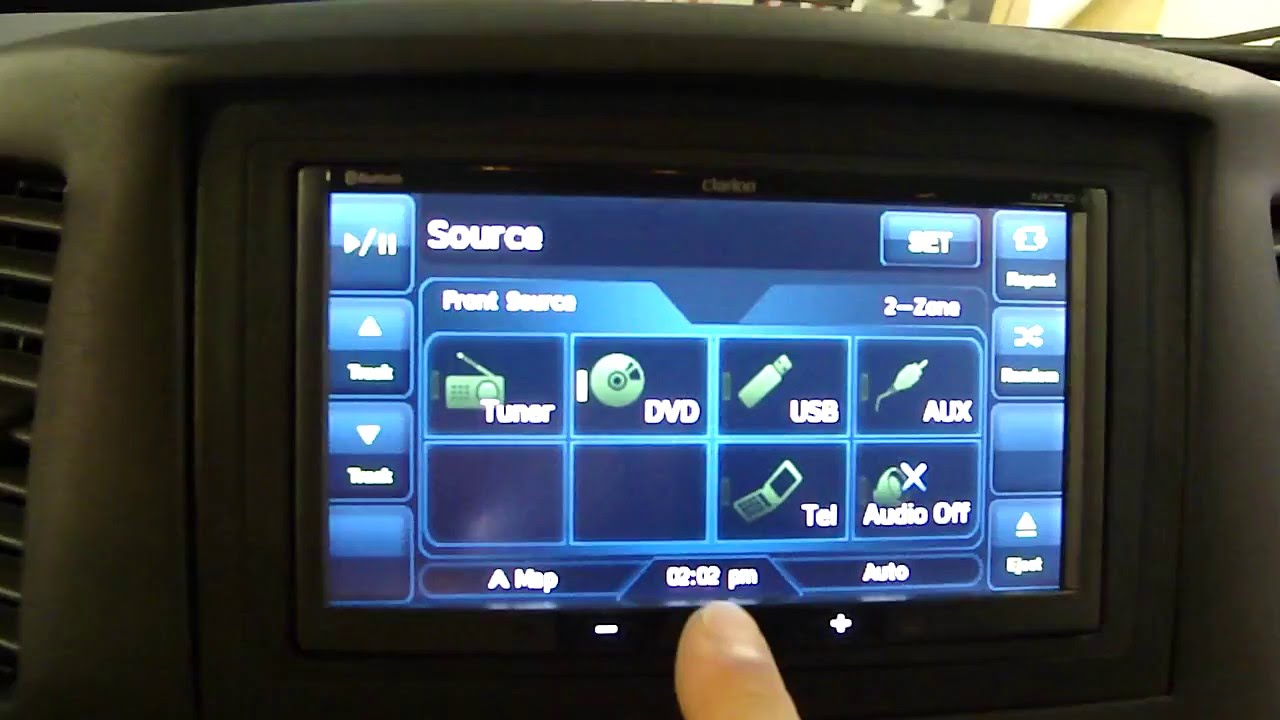 cherokee jeep grand stereo 2007 system systems