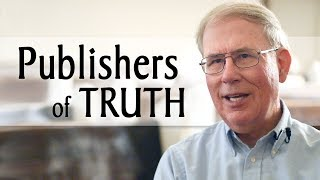 """Quakers as """"Publishers of Truth"""""""