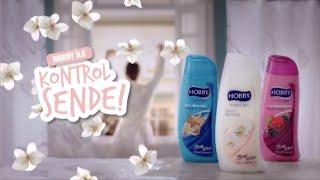 Hobby Vücut Şampuanı ile özgüvenin yerinde, kontrol sende!