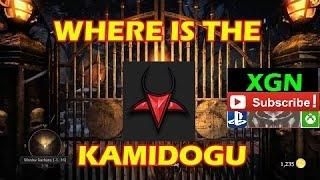 Mortal Kombat X How to Unlock Krypt Kamidogu