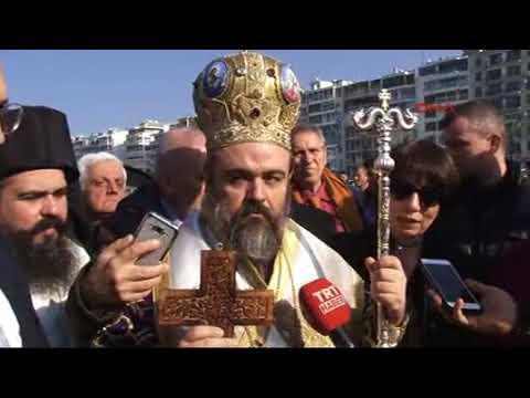 Politischios.gr: Άγια Θεοφάνεια στη Σμύρνη 2018