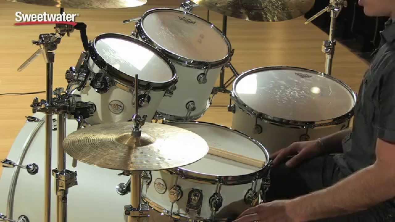 DW Design Series 5 Piece Drum Kit Review
