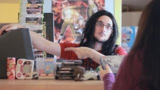 La WonderSwan & MegaMan - Hard Corner (1er pilote) (Benzaie)