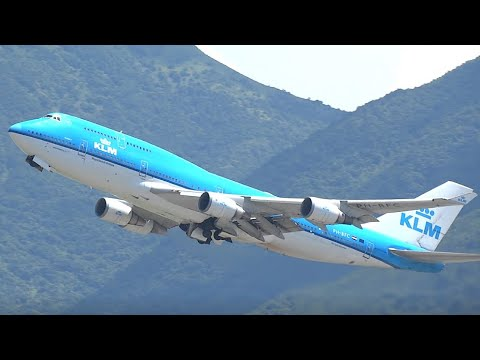 Hong Kong Airport Plane Spotting SUMMER 2017 [HEAVIES ONLY]