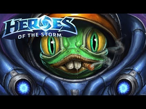 Heroes of the Storm (HotS) | SLIME TIME BRAWL | Murky Gameplay ft. Sinvicta
