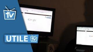Brancher son pc portable sur la télévision - Relier son PC à sa TV : Astuce PC -TV