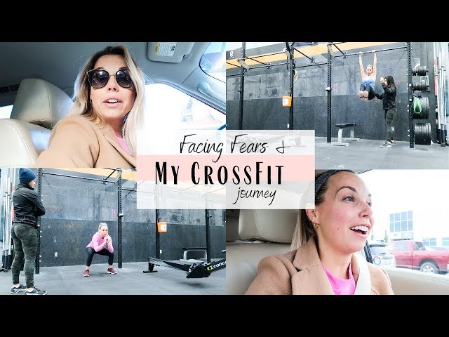 Facing Fear and Starting CrossFit | Chatty Vlog