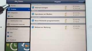 TimesheetCloud & iOS - erste Schritte - Teil I