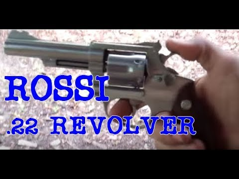 Rossi  22 Revolver