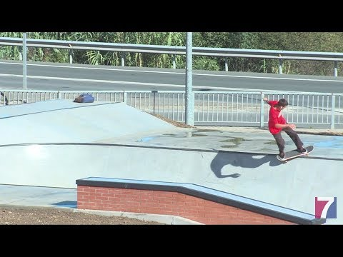 El skatepark de Astrabudua se abre al público