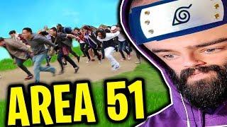 👽MEME PER INVADERE L' AREA 51 *alieni review*