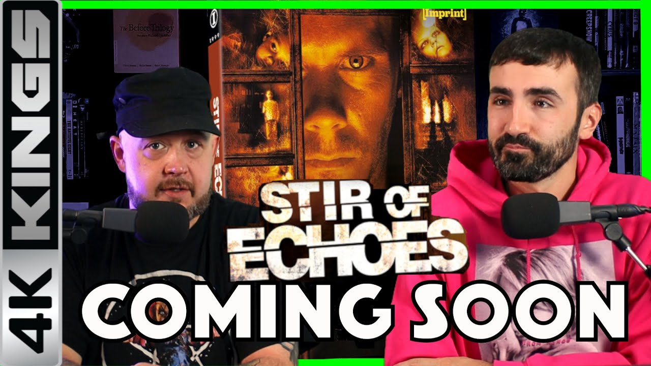 Download STIR OF ECHOES from VIA VISION    IMPRINT   4K Kings Discuss Kevin Bacon, David Koepp, & More!