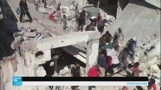عودة القصف إلى أحياء حمص بعد هدوء دام أكثر من عام