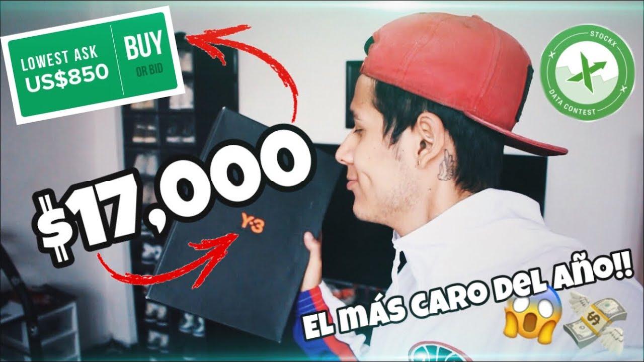 ESTE ES EL PAR MÁS CARO QUE HE COMPRADO EN TODO EL AÑO!! 😱💸 +$12,000