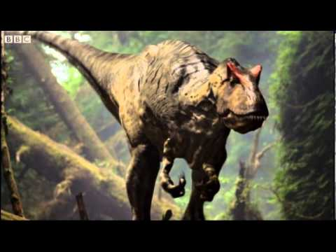 The Smell of Prey | Walking with Dinosaurs in HQ | BBC
