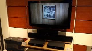 BOSE CineMate 130 홈시어터 시스템 영상 …
