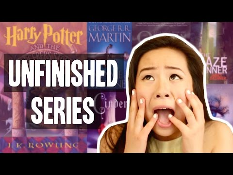 I HAVEN'T READ HARRY POTTER YET | Unfinished Series