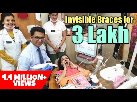 Getting Invisalign Treatment In India   Invisible Braces- Process & Cost