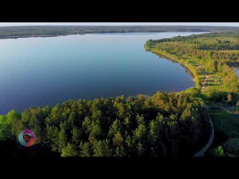 Смоленская область озеро Акатово май 2019