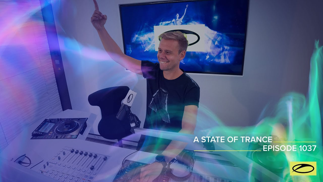 Download A State Of Trance Episode 1037 - Armin van Buuren (@A State Of Trance )