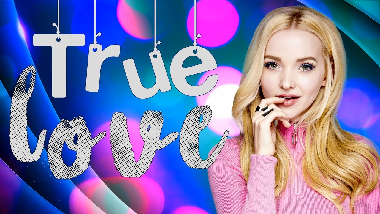 You Need to See Dove Cameron's Truly Insane 80sPonytail