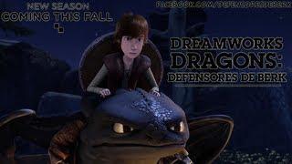 Dragones De DreamWorks: Defensores De Berk / DreamWorks Dragons: Defenders of Berk