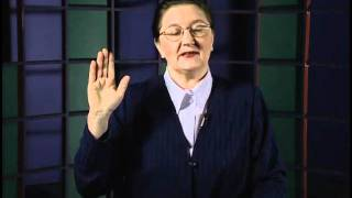 Курс жестового языка, Урок 1(Курс русского жестового языка, Урок 1 / Russian sign language course, Lesson 1., 2012-02-14T00:10:57.000Z)