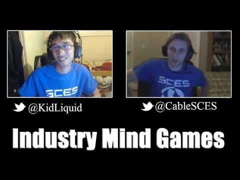 Industry Mind Games - Caleb