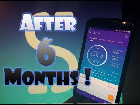 Stash Invest APP - REVIEW AFTER 6 MONTHS !!