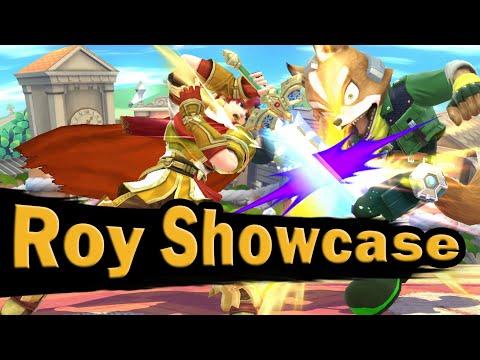 Smash 4: Roy Showcase feat. Izaw