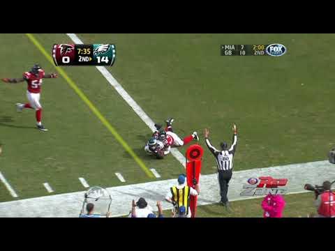 NFL RedZone Every Touchdown 2010 Week 6