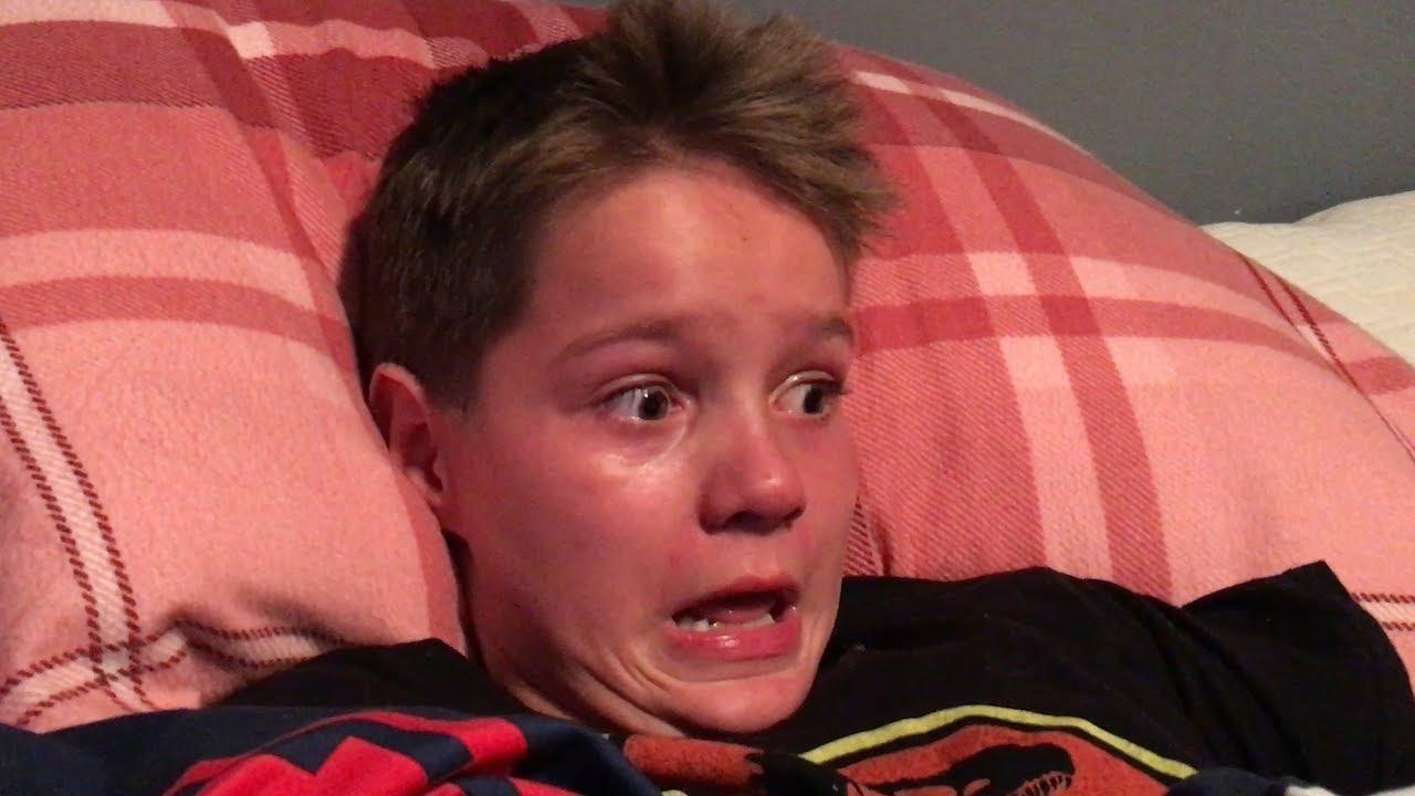Autism Meltdown & Panic Attack