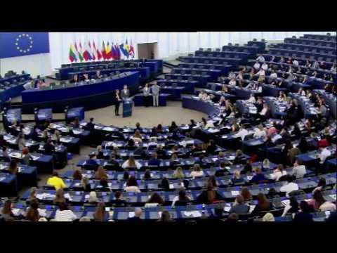 European parliament - Croatia #euroscola2k17