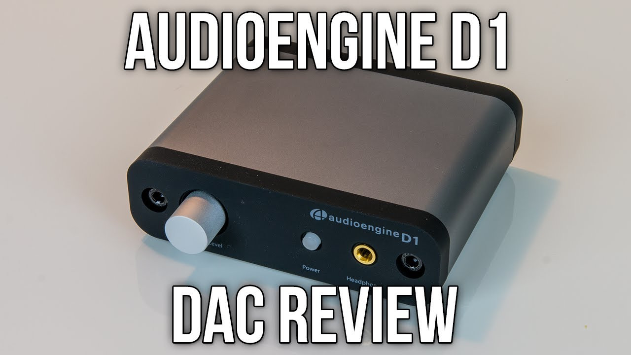 835b089c862 Audioengine D1 DAC Review - How Does It Sound? - YouTube