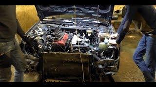 Какие бывают проблемы с двигателем. Терпение и все поедет //Audi S6
