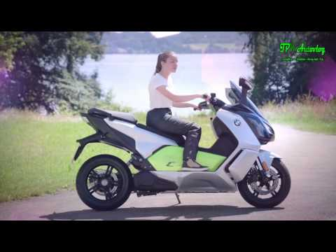2017 BMW ! UPCOMING BIKES BMW C EVOLUTION,The Spotlight Officeal video