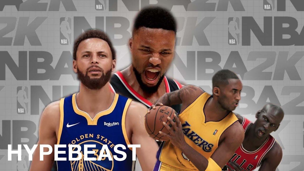 This Game is the Linchpin of Sports, Fashion, and Culture   Behind The HYPE: NBA2K - HYPEBEAST