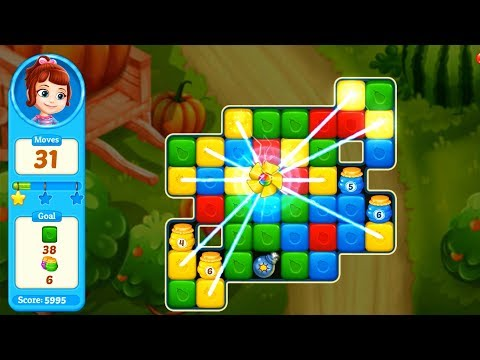 Fruit Cube Blast | Android GamePlay HD Game for Mobile Phone