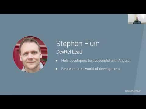 Angular Online Meetup- August 2019 thumbnail
