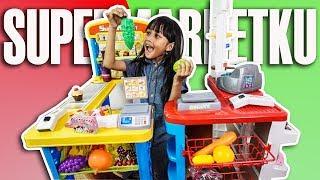 Download Video Mainan anak kasir kasiran SUPERMARKET besar model terbaru MP3 3GP MP4