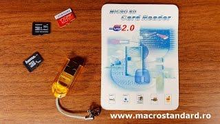 Prezentare cititor de carduri microSD(, 2017-03-01T09:50:34.000Z)