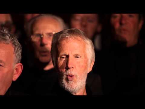 The Polperro Fishermen's Choir perform the Shipping Forecast